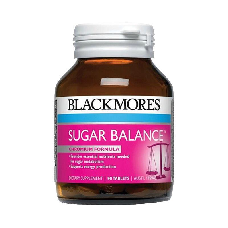 Blackmores/澳佳宝 血糖平衡营养片--90片