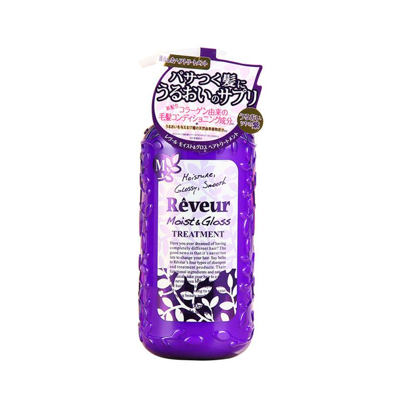 REVEUR无硅油护发素(紫色)