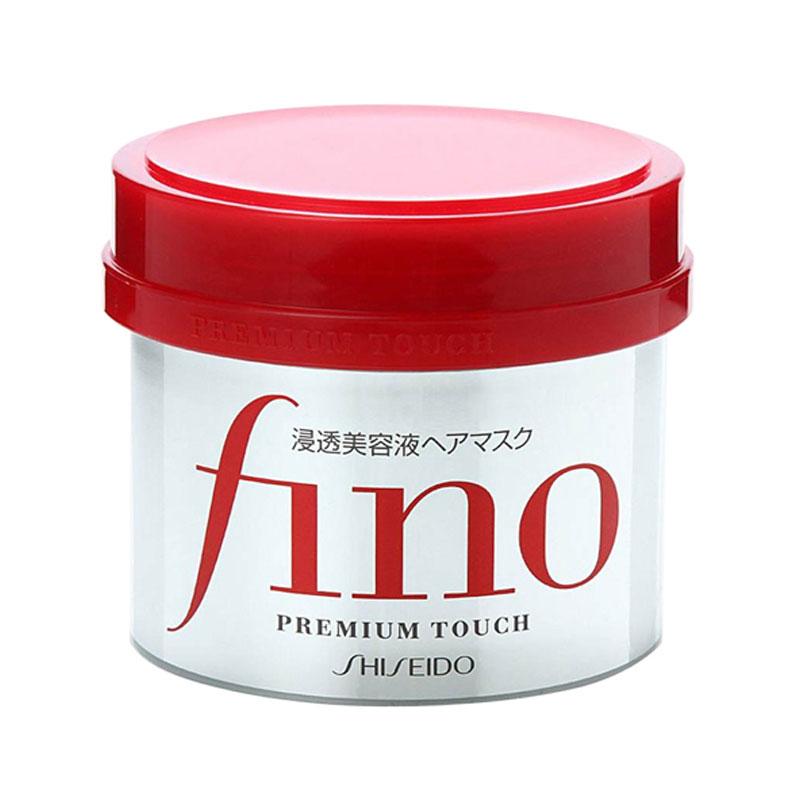 【直邮】Shiseido/资生堂 Fino浸透美容液发膜230g