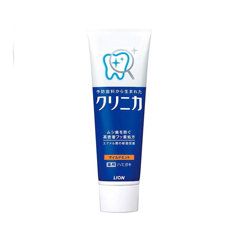【直邮】 【现货】Lion 狮王酵素牙膏 橘色