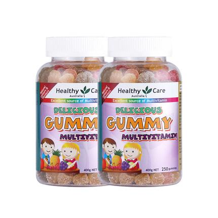 【直邮】Healthy Care 儿童复合维生素软糖