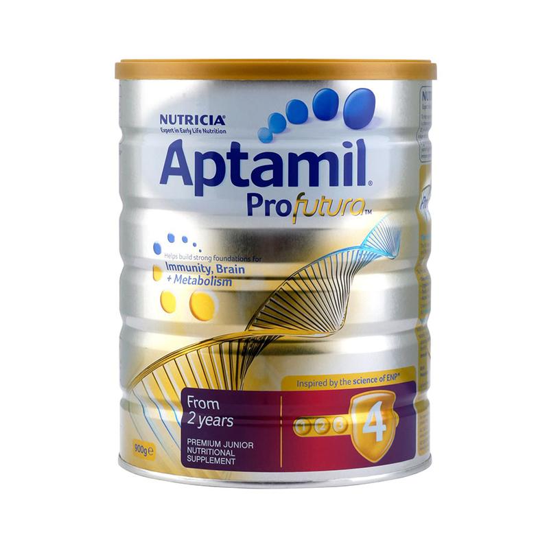 澳洲爱他美白金版婴幼儿奶粉  --6罐