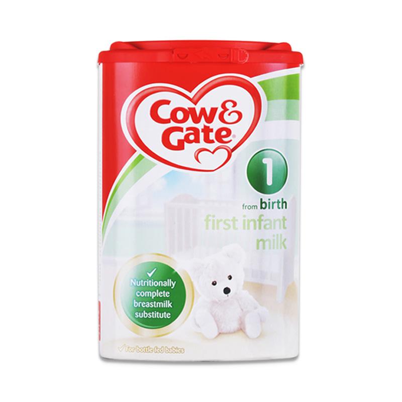 英国牛栏 婴幼儿配方奶粉 --6罐