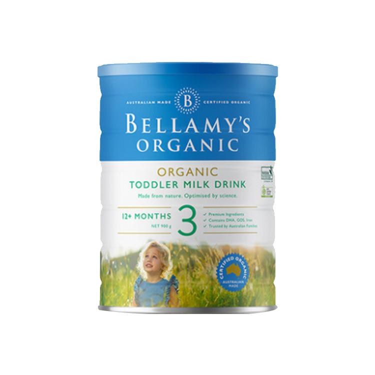 【直邮】Bellamy's/贝拉米 有机奶粉