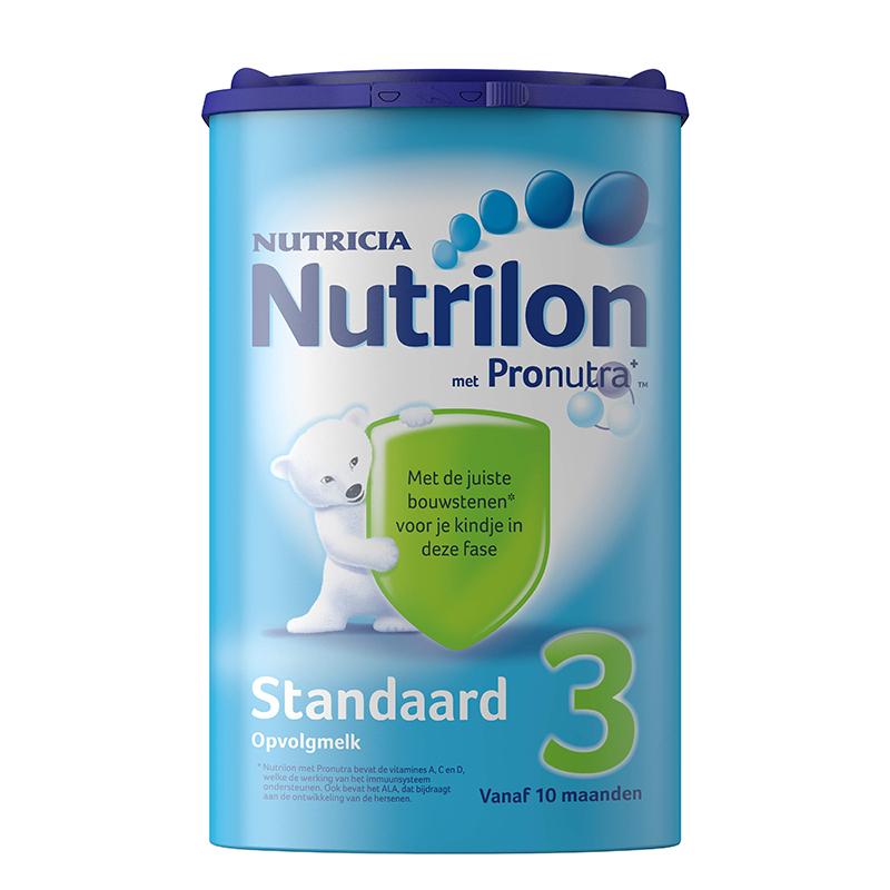 Nutrilon/荷兰牛栏 婴幼儿配方奶粉(2罐装)