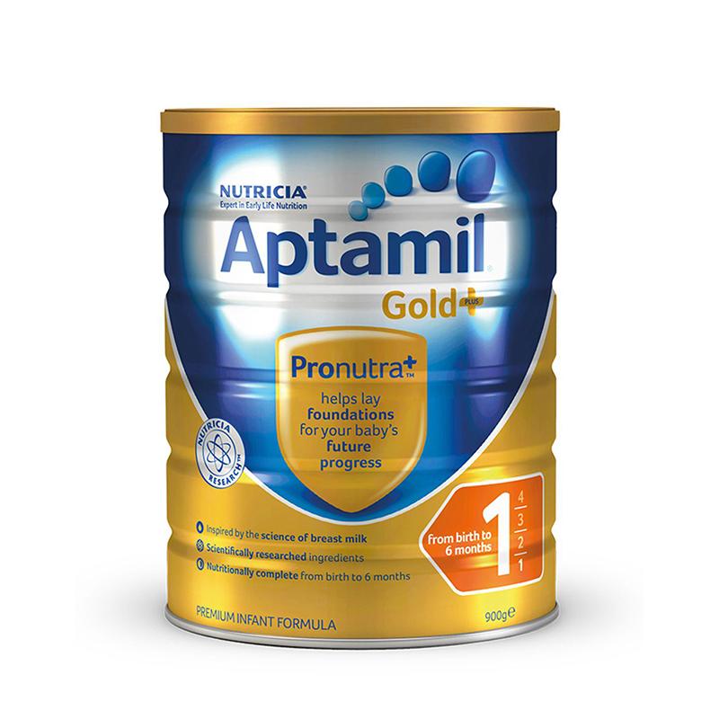 Aptamil/澳洲爱他美金装 婴幼儿配方奶粉