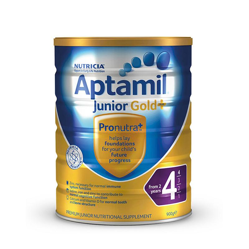Aptamil/澳洲爱他美金装 婴幼儿配方奶粉(2罐装)