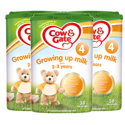Cow & Gate/英国牛栏 婴幼儿配方奶粉(0-6个月) --800g